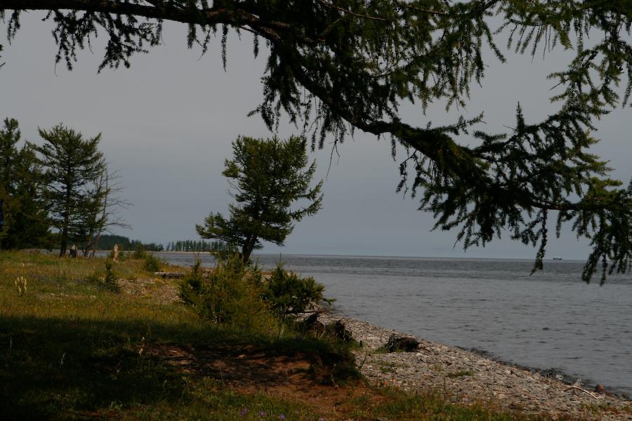 О походе по истокам реки лена