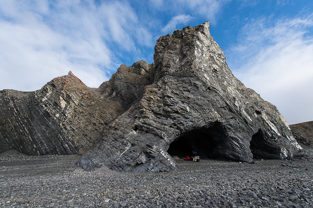 Пещера Миддендорфа